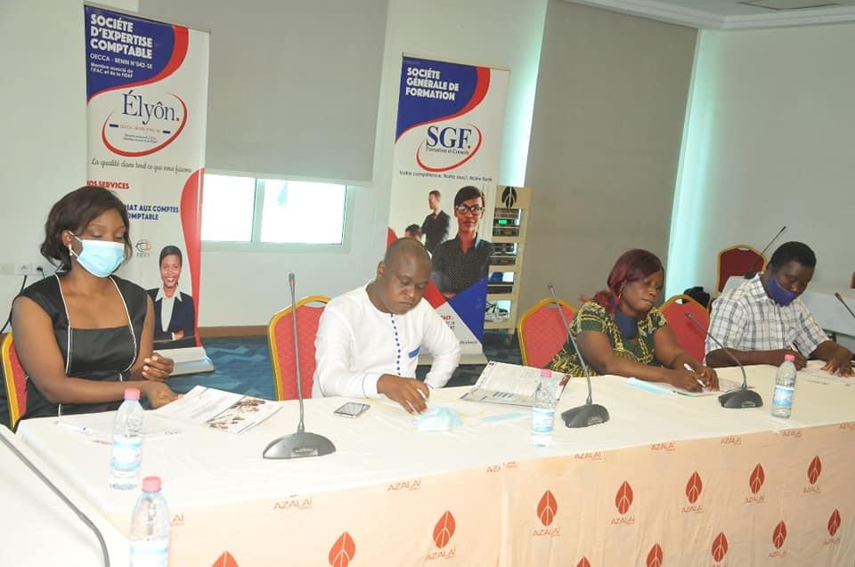 Quelques acteurs institutionnels, partenaires à la SGF dans le cadre du PPAC-JD