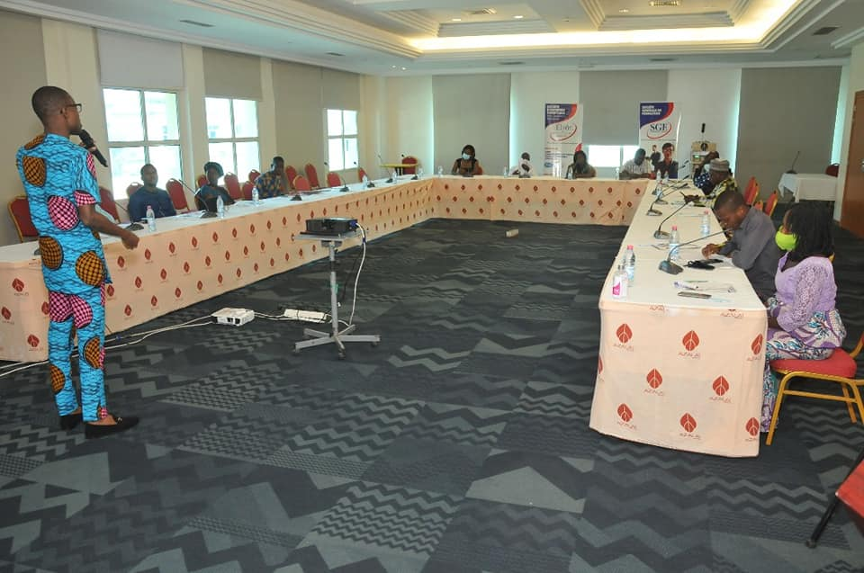 Rencontre de la SGF avec les responsables d'universités