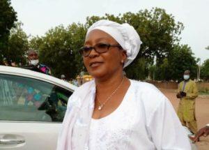 L'une des femmes maires issues des dernières élections