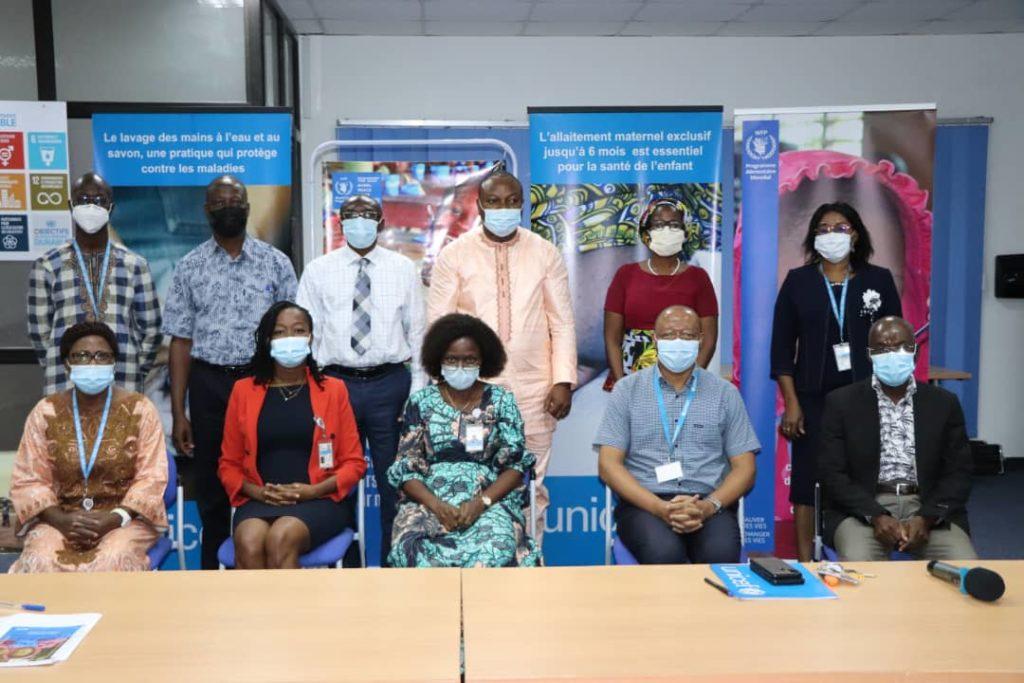 Le tandem Pam Unicef pour des défis de développement au Bénin