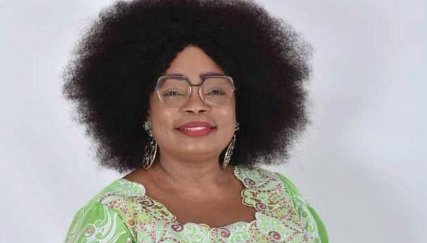 Claudine Prudencio présidente institut national de la femme